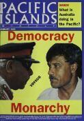 Tonga's call for democracy (1 January 1993)