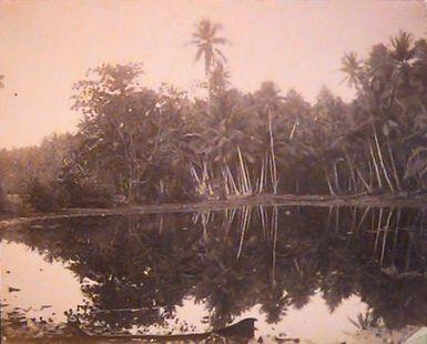 Lagoon, Pleasant Island