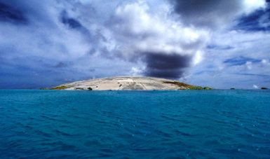 Radioactive waste leak imminent in the Pacific