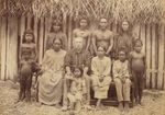 Old Trader Family Pleasant Island. From the album: Views in the Pacific Islands