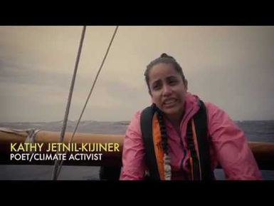 Nuclear Legacy Sail with Okeanos Marshall Islands