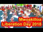 Mwoakilloa Liberation Day, 2018