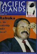 POLITICS Democrats mak[?]lean sweep in US territoria[?]lections (1 December 1992)
