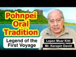 Legend of the First Voyage, Pohnpei