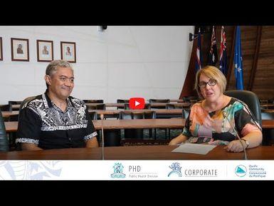 SPC Talks COVID-19 outbreak