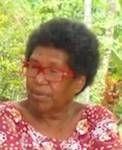 Muyawa Basinauro - Oral History interview recorded on 03 April 2017 at Rabe, Milne Bay Province